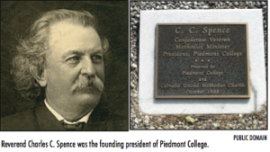 Piedmont History