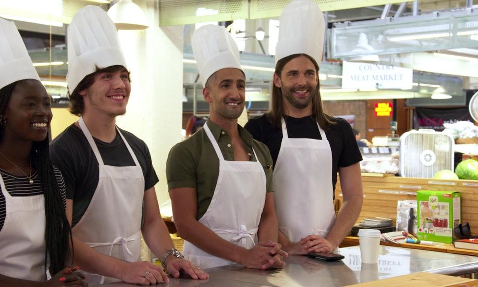 Inside Queer Eye: Getting to Know the